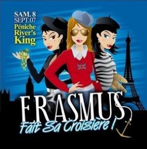 Erasmus fait sa croisiere... welcome back !