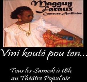 Magguy Faraux, Vini koute pou tenn
