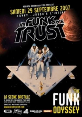 Infunkwetrust I The Funk Odyssey
