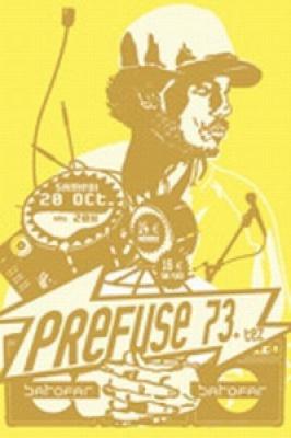 Prefuse 73 + Tez