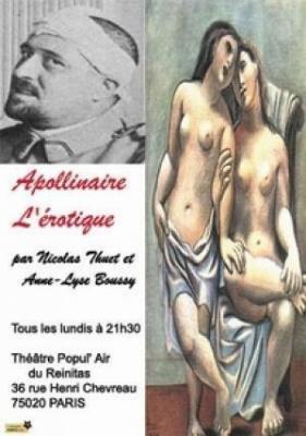 Appolinaire l erotisme