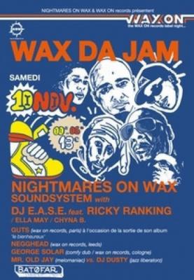 Wax Da Jam
