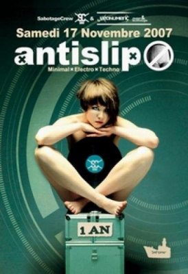 Antislip: 1 an !!