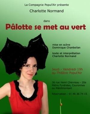 Palotte est Alsacienne