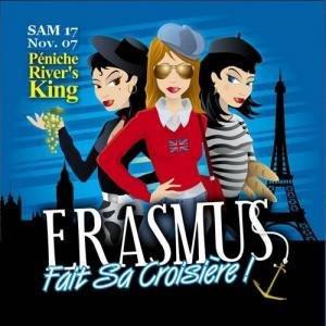 Erasmus Fait Sa Croisière !