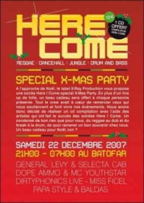 Here I come special X-Mas Party