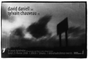 David Daniell  + Sylvain Chauveau