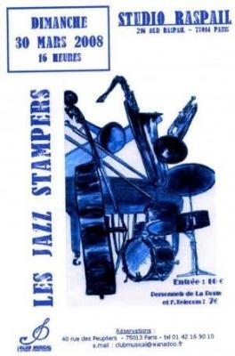 Concert Jazz stampers