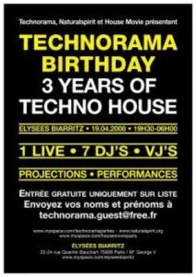 Technorama Birthday