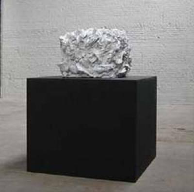 Didier Vermeiren - Solides géométriques. Photoreliefs, Vues d'atelier