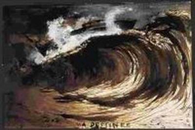 Cet immense rêve de l'océan… paysages de mer et autres sujets marins par Victor Hugo