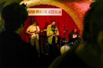 Paddy Sherlock. Jump'n jive quartet (Irlande)