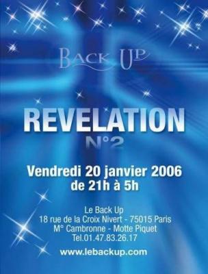 REVELATION N°2