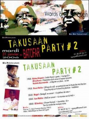 TAKUSAAN PARTY