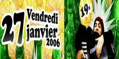 FLORENT VINTRIGNER, L'accordéoniste de LA RUE KETANOU