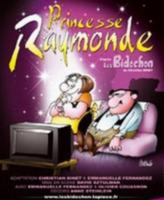 Les Bidochons - Princesse Raymonde