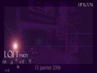 la loft party