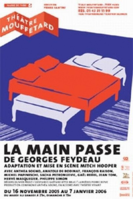 LA MAIN PASSE  de Georges Feydeau