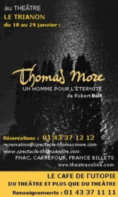 THOMAS MORE, un homme pour l eternite