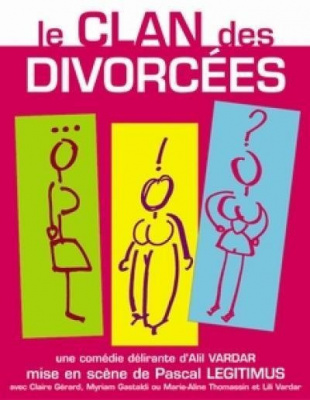 Le Clan des Divorcees   (Cat.1)