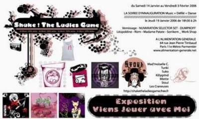 Shake ! The Ladies Game