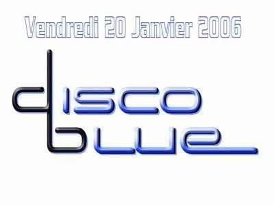 Disco Blue
