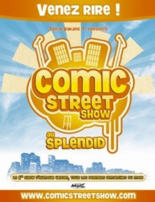 COMIC STREET SHOW IS BACK