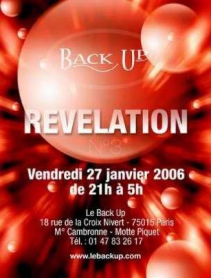 REVELATION N°3