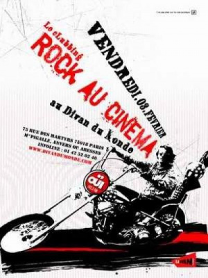 ROCK & CINEMA