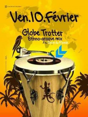GLOBE TROTTER Ethno-groove mix
