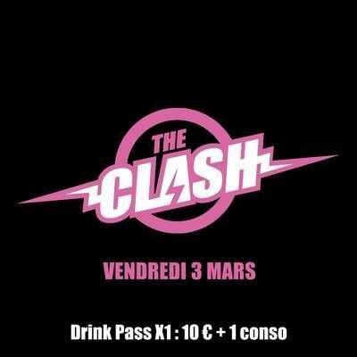 The Clash spécial Culture Club