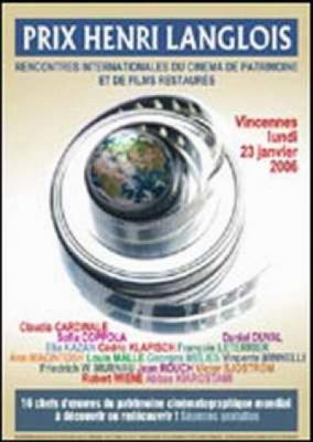 Rencontres Internationales du Cinéma de Patrimoine et de Films Restaurés