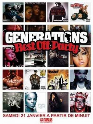 Generations best of party