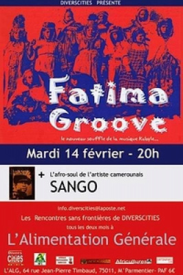 Fatima Groove + Sango