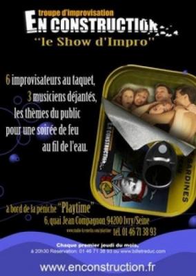 En Construction: Le Show d Impro.