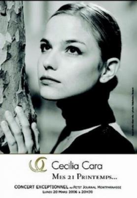 Mes 21 Printemps de Cecilia Cara