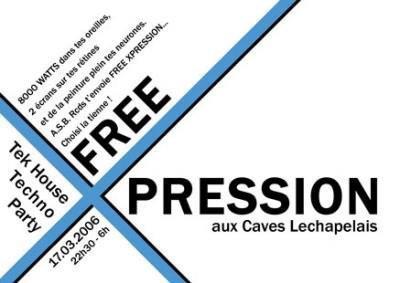 FREE PRESSION