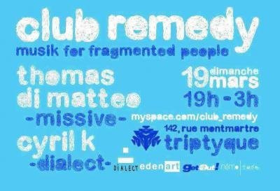 club remedy