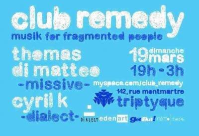 club remedy