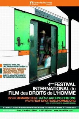 4ème Festival du Film des Droits de l'Homme