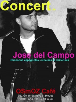 Jose Del Campo