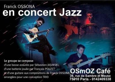Franck Ossona