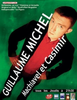 Guillaume Michel - Machiavel et Casimir