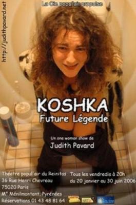 Koshka Future Legende