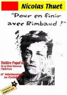 Pour en finir avec Rimbaud