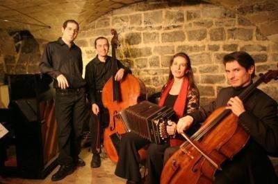 Gabriel Vallejo Quartet