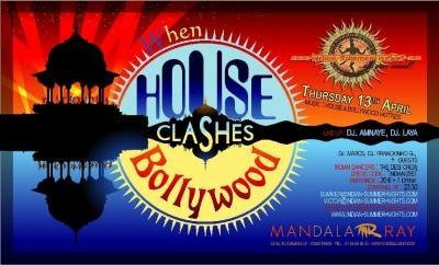 WHEN HOUSE CLASHES BOLLYWOOD!