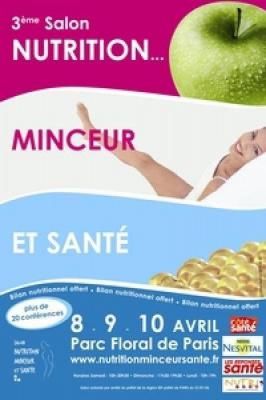 3eme Salon Nutrition Minceur et Santé