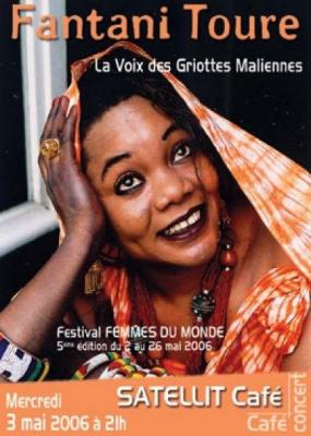 FANTANI TOURE (festival femmes du monde)