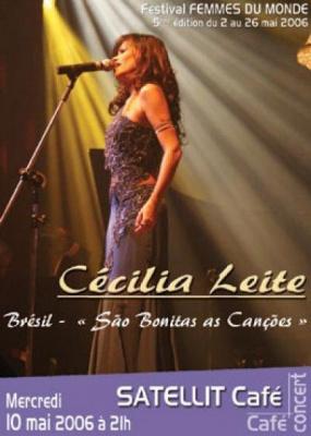 CECILIA LEITE (festival femmes du monde)